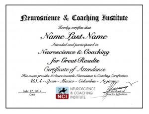 Curso de Coaching Certificado