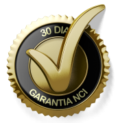 Garantia NCI 30 dias -gold_check_mark_seal_19329